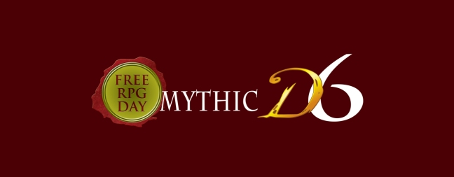 MYTHIC D6 FREE RPG DAY – Khepera Publishing